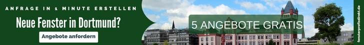 Neue Fenster Dortmund