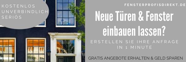 Türen renovieren | Fensterbauer-Finder