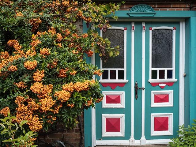 Alte Türen kaufen historische Baustoffe